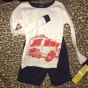 NEW Boys 3 piece sleepwear